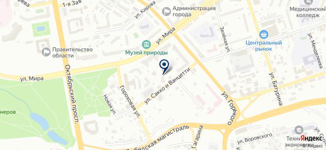 Стеклолента, ООО на карте