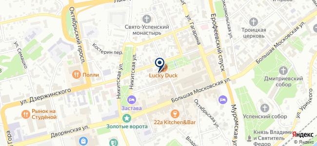 НиколаДом на карте