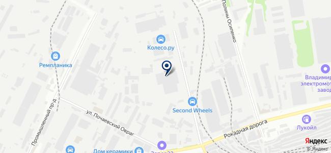 БигАвтоТранс на карте