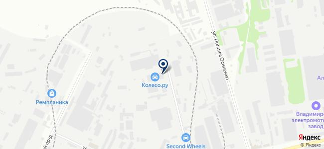 ELIMP.RU на карте