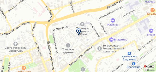 ПромАрсенал, ООО на карте