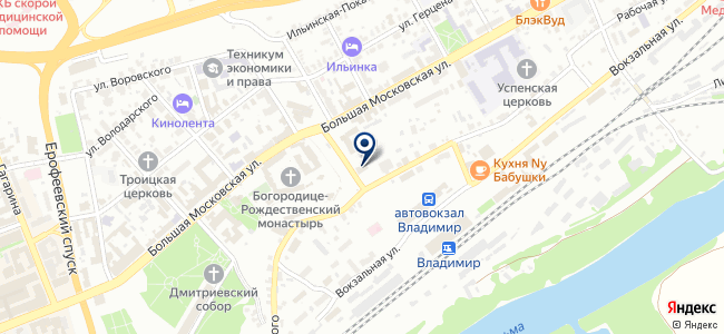 МФ-Электро на карте
