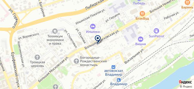 Флайлинк, ООО на карте