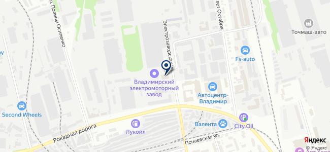 Торговый дом, ООО на карте