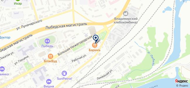 Макон Групп, ООО на карте