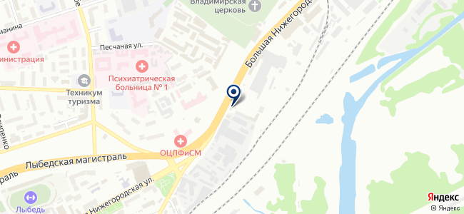Элсис, ООО на карте