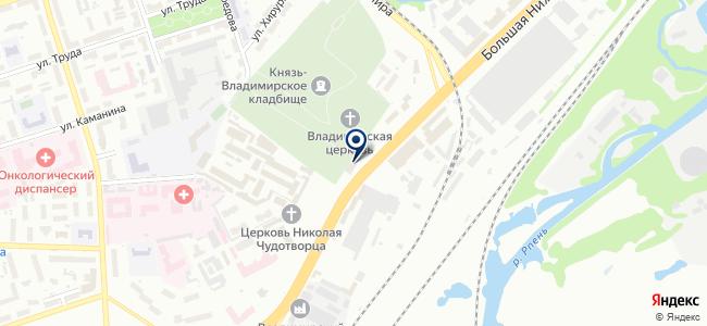 Сигма, ООО на карте