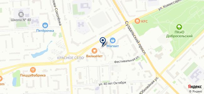 ЭлектроТехКомплект на карте