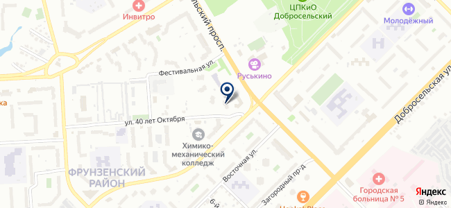 ЭВЛА, ООО на карте
