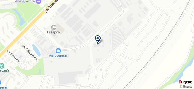 Спектр-М, ООО на карте