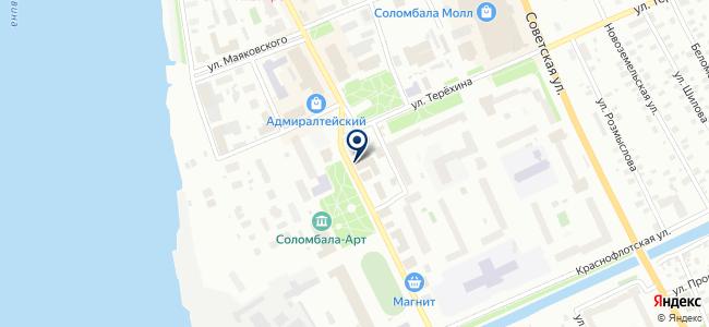 Магазин радио и электротоваров на Никольском проспекте, 54 на карте