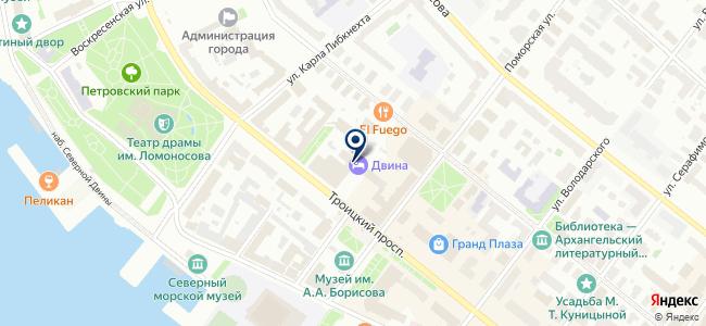 Электросети, ООО на карте