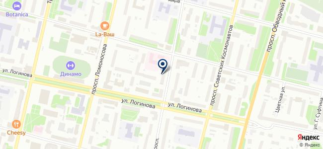АрхСтрой-Сервис на карте