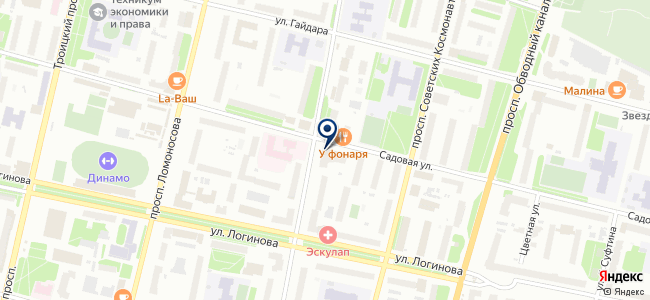 Спецодежда, ООО на карте
