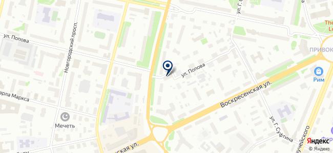 Инженерная сантехника на карте