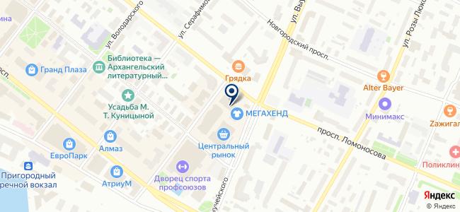 ЖилКомСтрой, ООО на карте