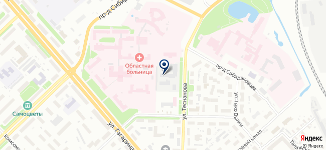 Автотехтранс, ООО на карте