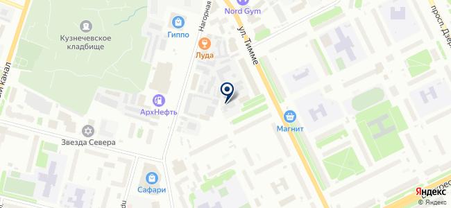 ЦентрАвтоРемонт на карте
