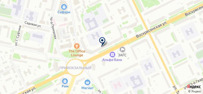 ГП-Техника, ООО на карте