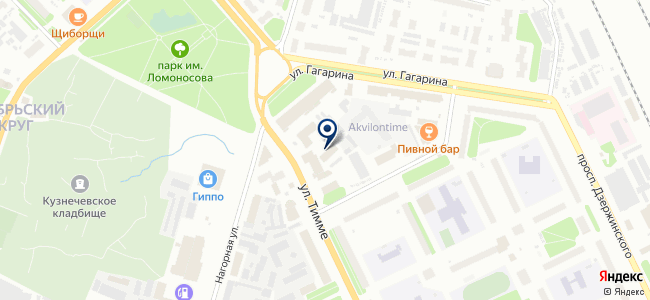 Комплект-Двина, ООО на карте