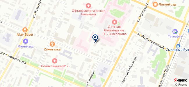 Автоматика-Вектор, ООО на карте