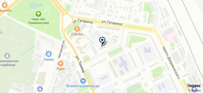 АТП-7 на карте