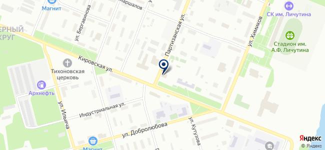 Сельэнерго на карте
