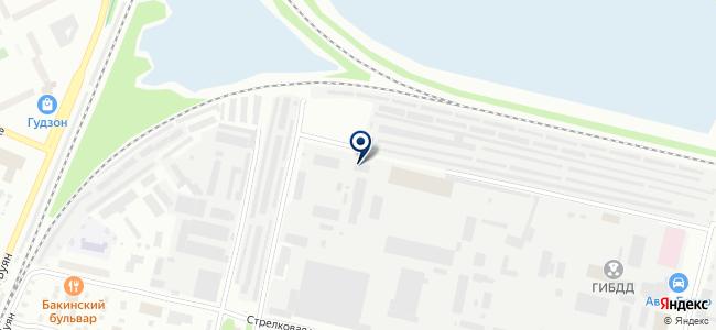 Электрооборудование, ООО на карте