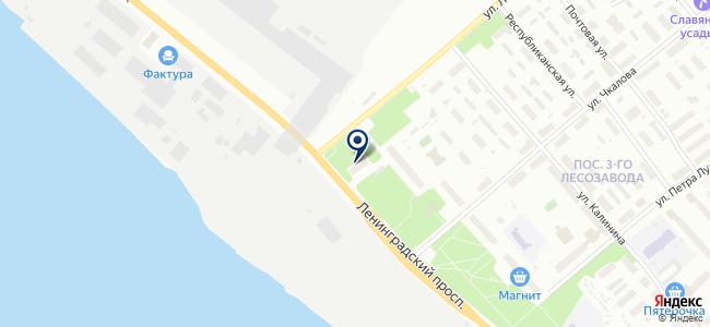 Эстэн, ООО на карте