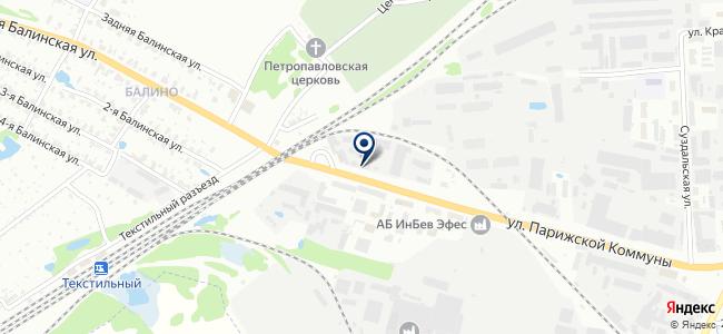 ЭнергоСнаб на карте