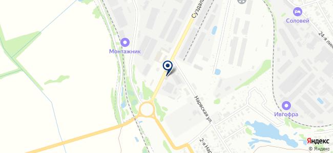 Ретард, ООО на карте