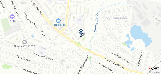 Кенгуру-Авдотьино на карте