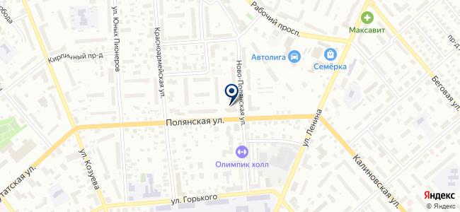 Энергосервис-плюс, ООО на карте