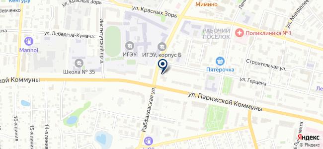 Антенны Кабель на карте