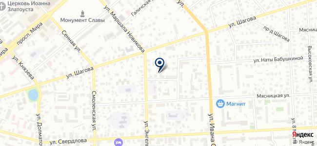 XIII Этажей, ООО на карте