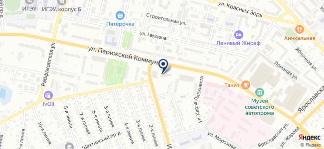 ВК-Строй на карте