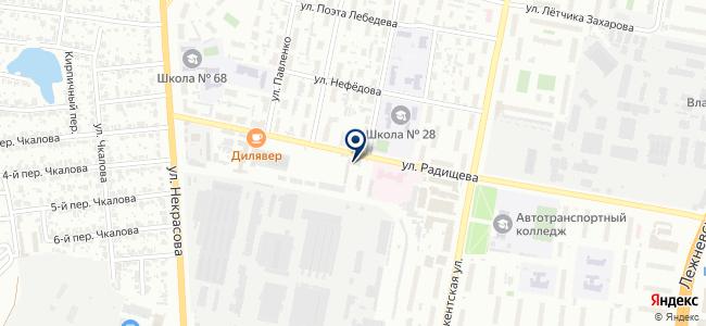 Stelse-сервис, СТО на карте