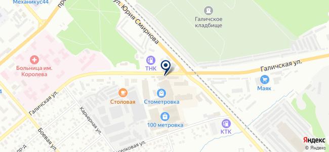 БОРОВСКИЙ ЭЛЕКТРОЩИТ, ЗАО на карте
