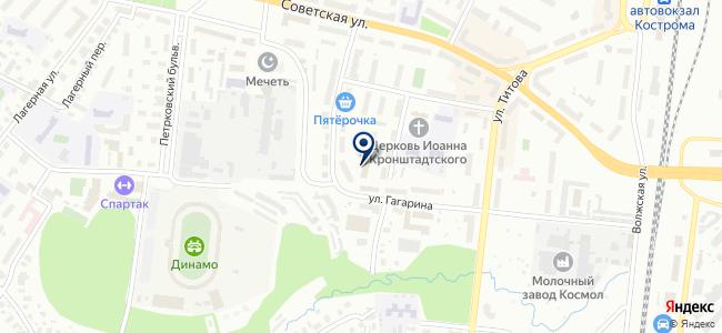 Лаборатория кабельных систем, ООО на карте
