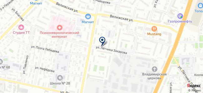 Эликс, ООО на карте