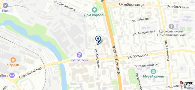 СтройСтандарт, ООО на карте