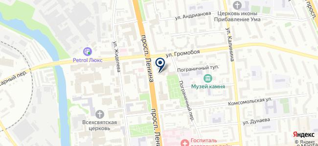 Альянс Строй Дизайн, ООО на карте