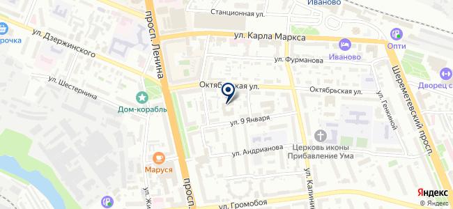 Техпромэнерго, ООО на карте