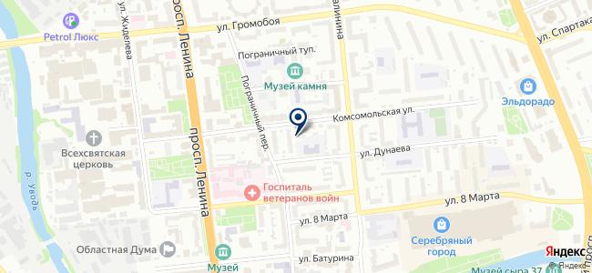 Арго-Перспектива, ООО, многопрофильная компания на карте