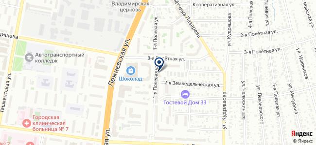 Прибор-Комплект, производственная компания на карте