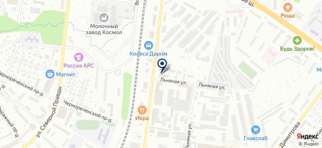 БИГАМ на карте