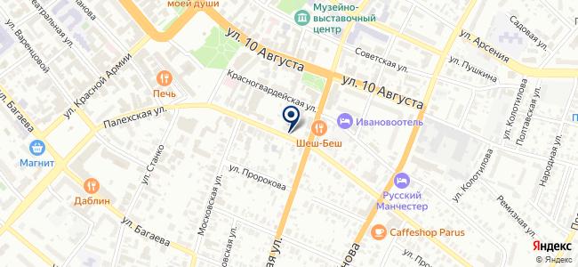 Магазин строительных и электрических материалов, ИП Копнин С.В. на карте