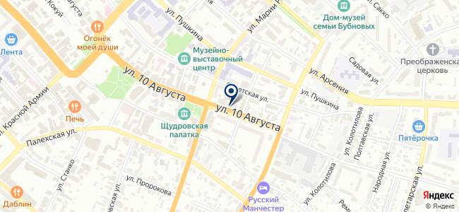 Кабельметизторг на карте