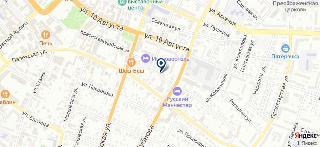 Мастак-сервис на карте