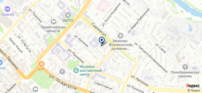 Автосервис на ул. Арсения, 35е на карте